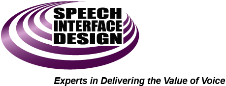 Click logo to go to Speech Interface Design's website