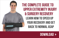 complete guide to upper extremity injury and surgery recovery