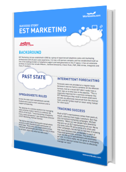 EST Marketing and Workbooks