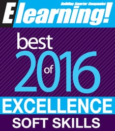 2016 Best of Elearning! Excellence in Soft Skills Training