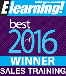 Best of 2016 Sales Training