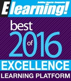 Best of 2016 Learning Platform