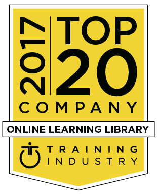 Top 20 Online Learning Library Company - 2017