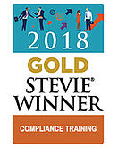 2018 Stevie for Compliance Training - ej4
