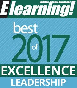 2017 Best of Elearning Excellence in Leadership Training