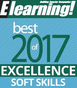 2017 Best of Elearning! Excellence in Soft Skills Training