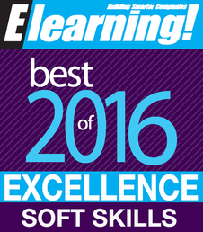 2016 Best of Elearning! Excellence in Soft Skills