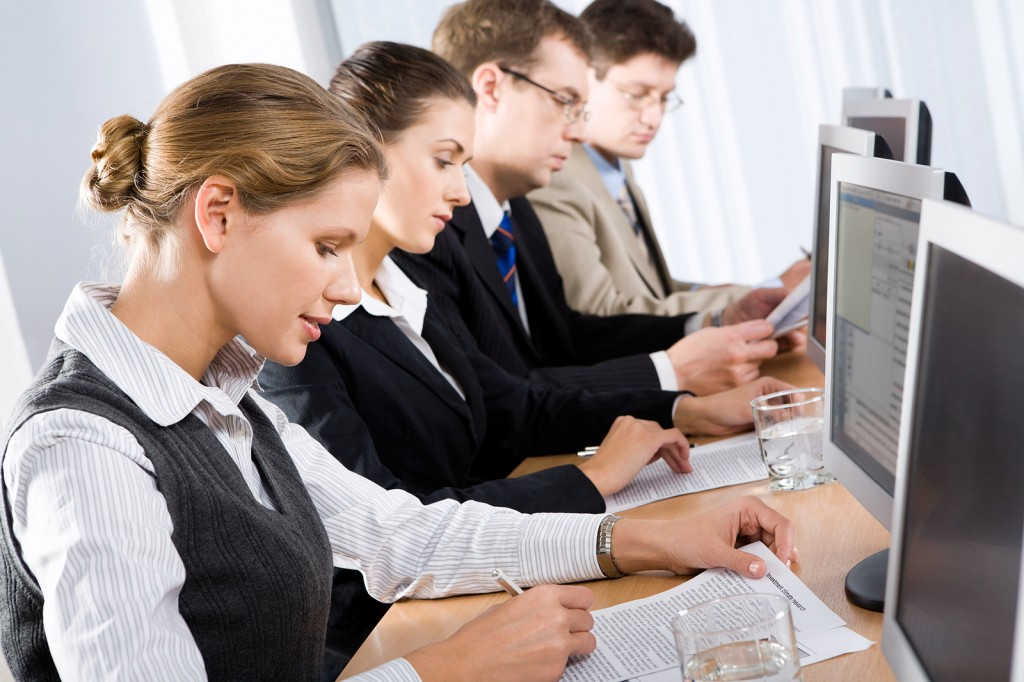 corporate training image