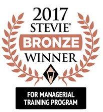 Stevie-Award-Bronze-Medal-Managerial-Training-Program