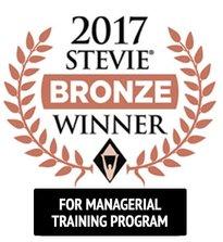 Stevie-Award-Bronze-Medal-Managerial-Training-Program