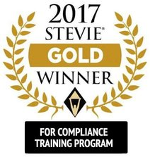 Stevie-Award-Gold_Compliance_Training