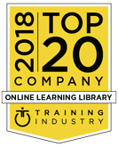 Training Industry 2018 Top Online Learning Library