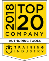 Top 20 Authoring Tool Company - 2018