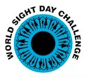 Optometry Giving Sight World Sight Day Challenge logo