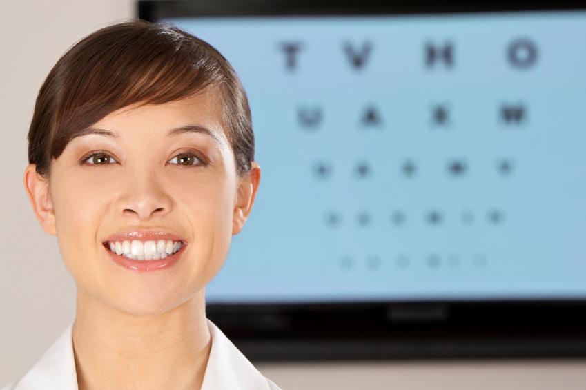 ZVfemaleoptometrist
