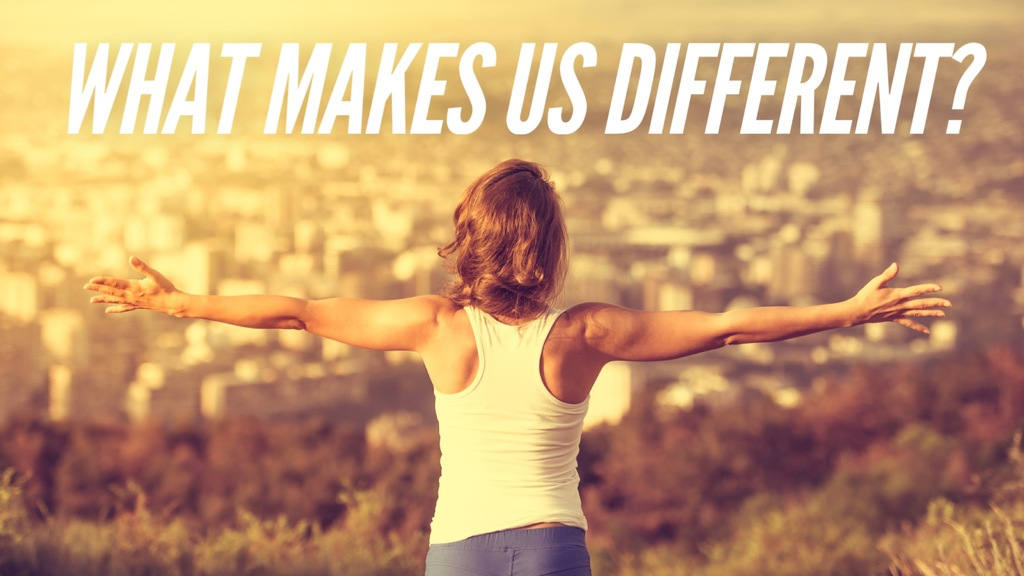 Absonfitness What Makes Us Different