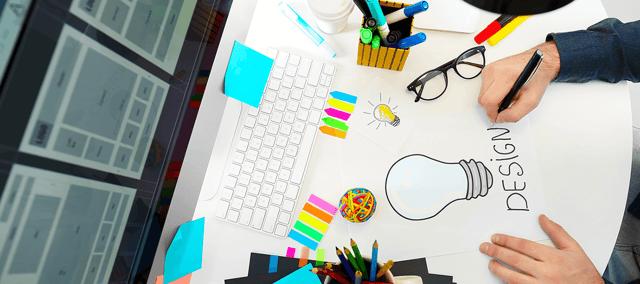 Términos de Diseño Gráfico en Marketing (Infografía)