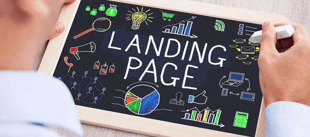Diseña una landing page efectiva para atraer clientes (infografía)