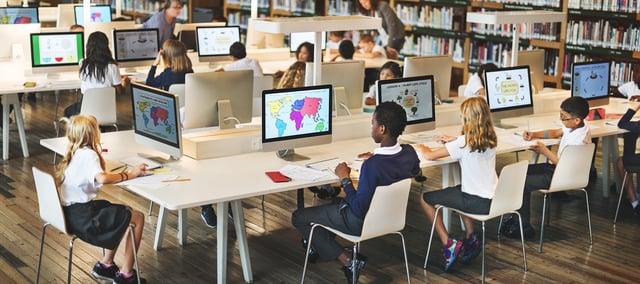 Estrategia de marketing para el sector educativo