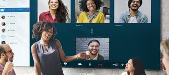 Facebook presenta la función de video llamada en Messenger