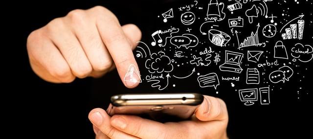 La importancia de las aplicaciones móviles en el e-commerce