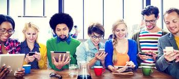La quinta pantalla: redes sociales para la generación de prospectos.