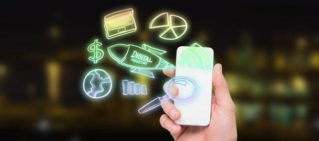Los 5 pasos básicos para una mercadotecnia digital