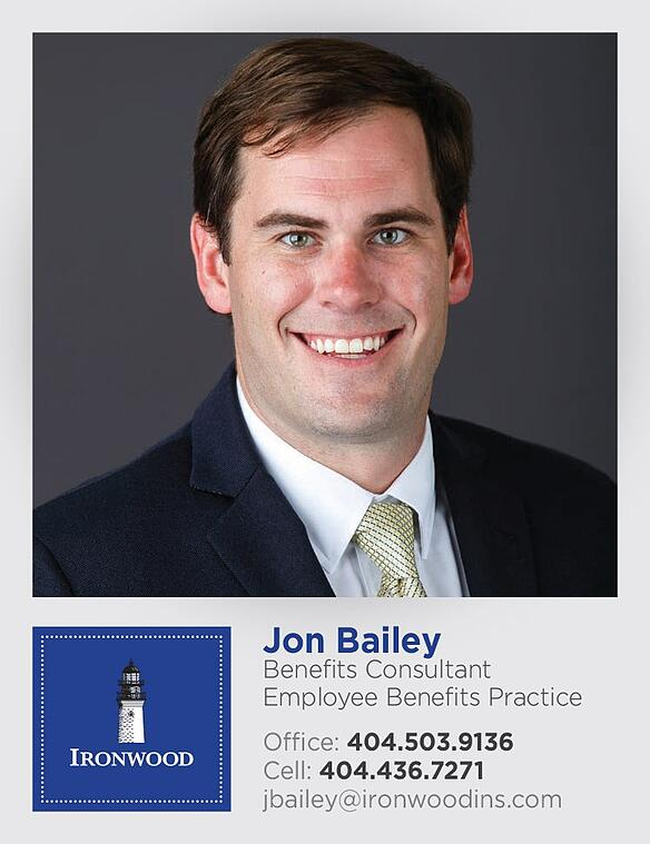 Ironwood Insurance Services Welcomes Jon Bailey As Benefits Consultant