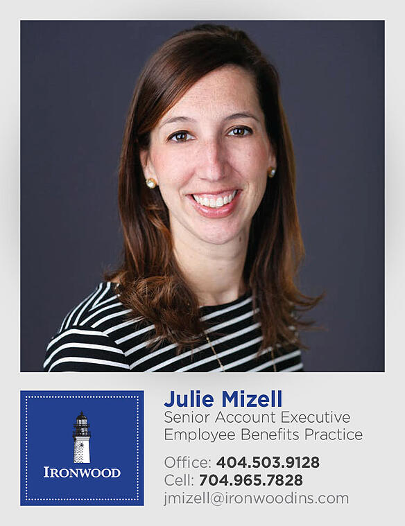 Ironwood Insurance & Employee Benefits Services Welcomes Julie Mizell