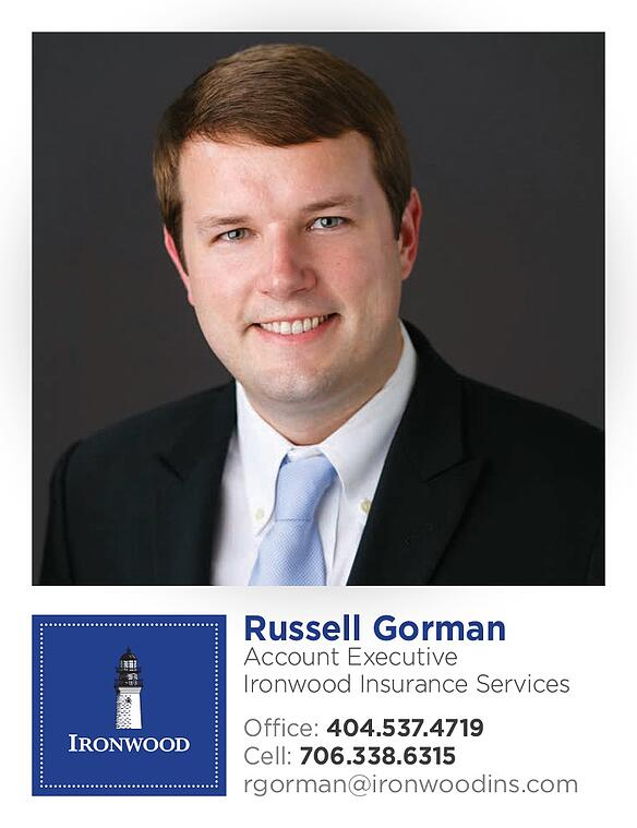 Ironwood Insurance and Employee Benefits Services Welcomes Russell Gorman