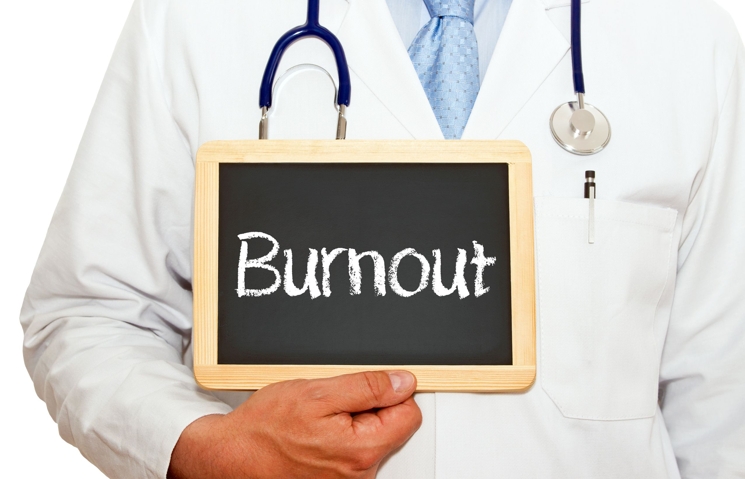 the 7 signs of burnout