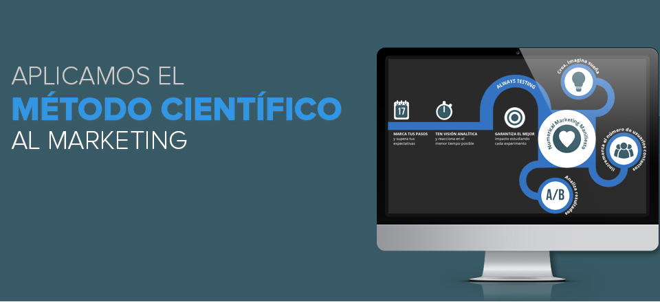 aplicamos el metodo cientifico al marketing