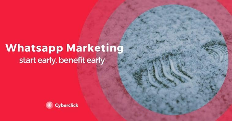 3 ways to start Whatsapp marketing