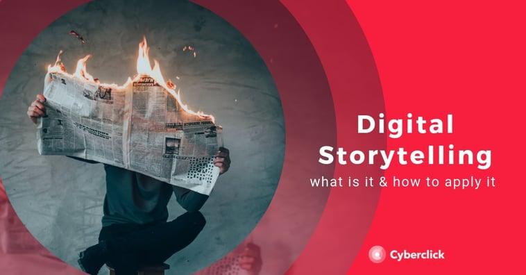 What isDigital Storytelling?