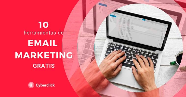 Email marketing: 10 herramientas para hacer gratis tus campañas