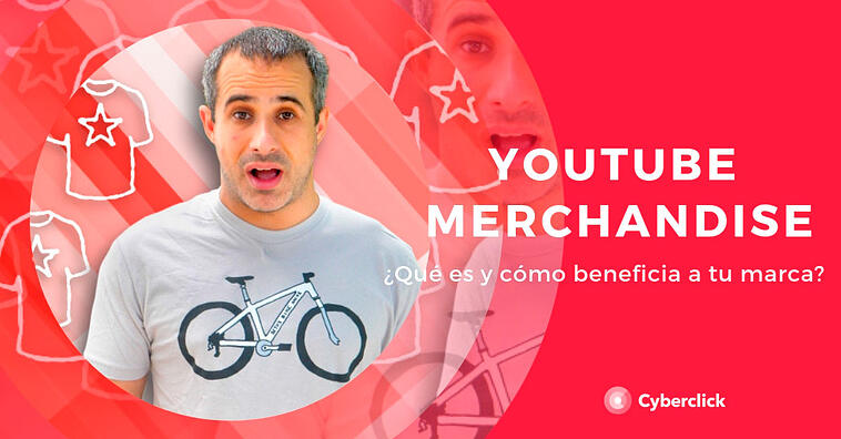 ¿Qué es Youtube Merchandise?