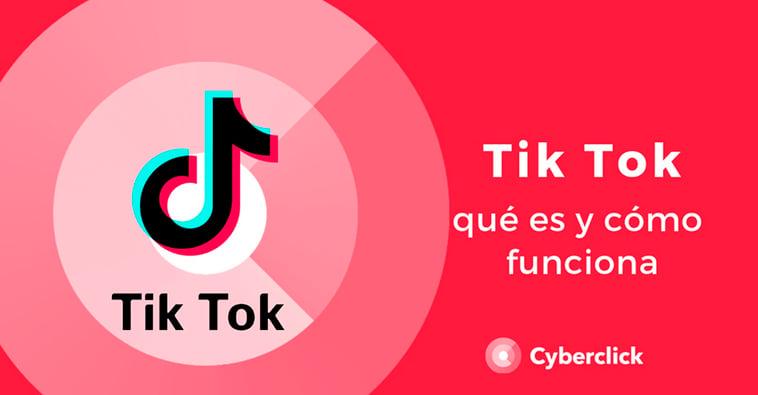 TikTok: qué es y cómo funciona esta red social