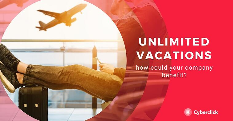 Unlimited vacations: how could your company benefit?