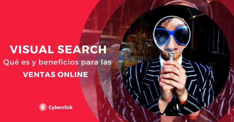Visual search: qué es y beneficios para las ventas online