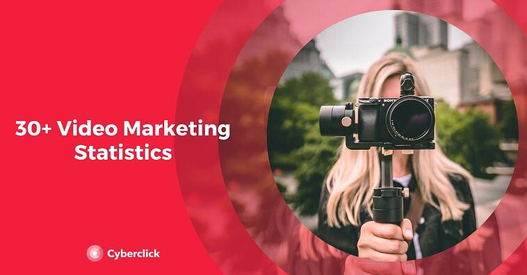 30+ Video Marketing Statistics [2020]