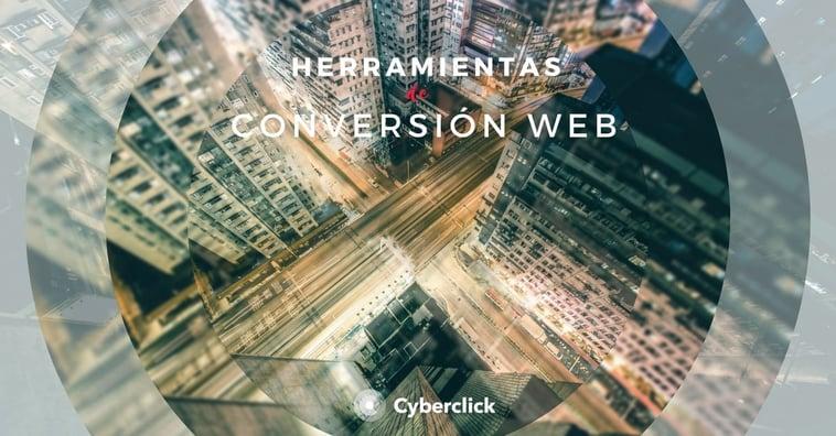 4 herramientas para mejorar la tasa de conversión de tu web