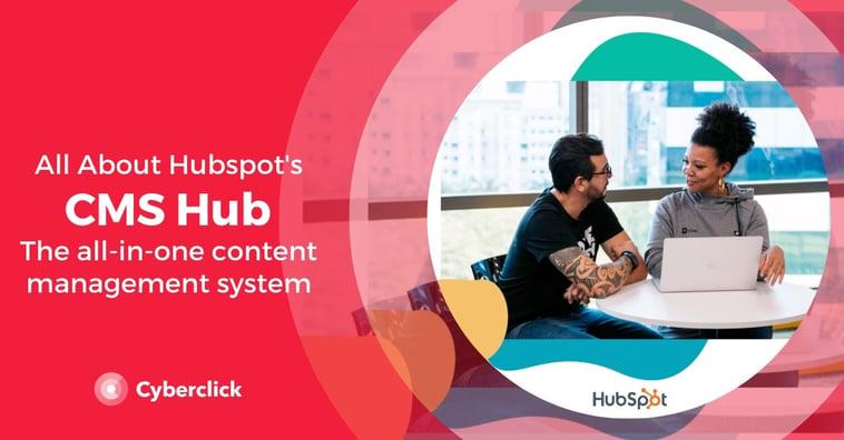What is Hubspot CMS Hub?