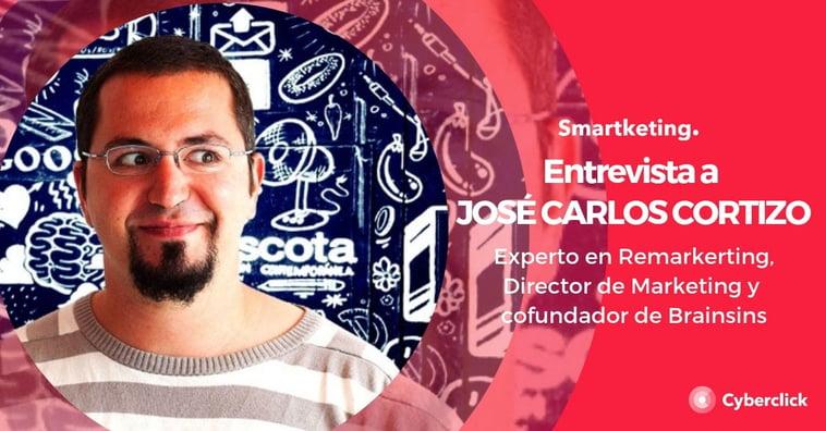 """Entrevista de valor: """"El futuro es un remarketing inteligente y personalizado"""" por José Carlos Cortizo (Brainsins)"""