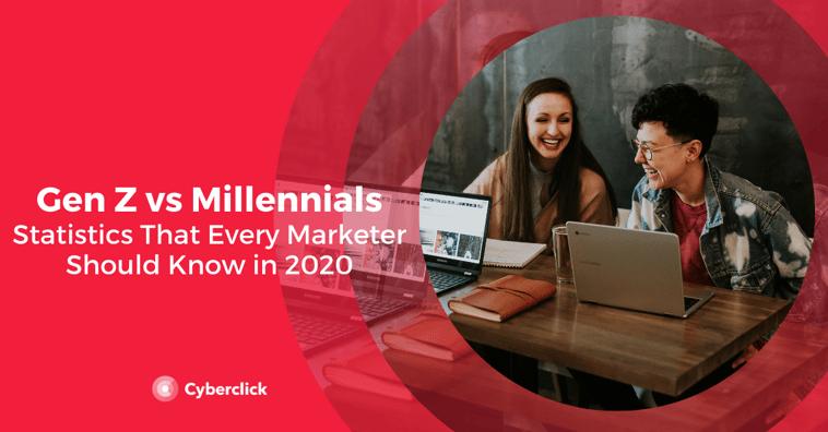 30 Marketing Statistics about Generation Z and Millennials [2020]