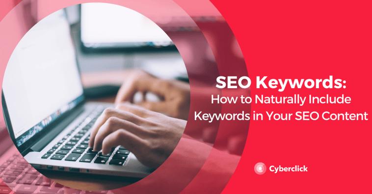How to Use SEO Keywords Naturally
