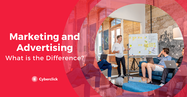 Marketing and Advertising: What's the Difference?