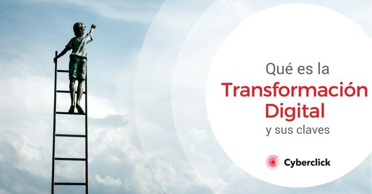 Qué es la transformación digital y sus claves