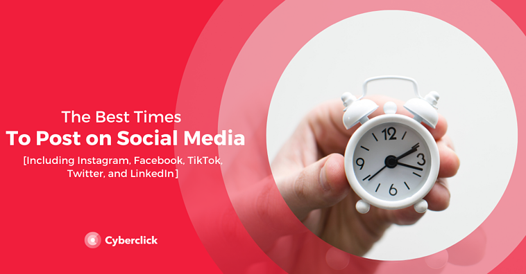 The Best Time to Post on Social Media: TikTok, Instagram, and More