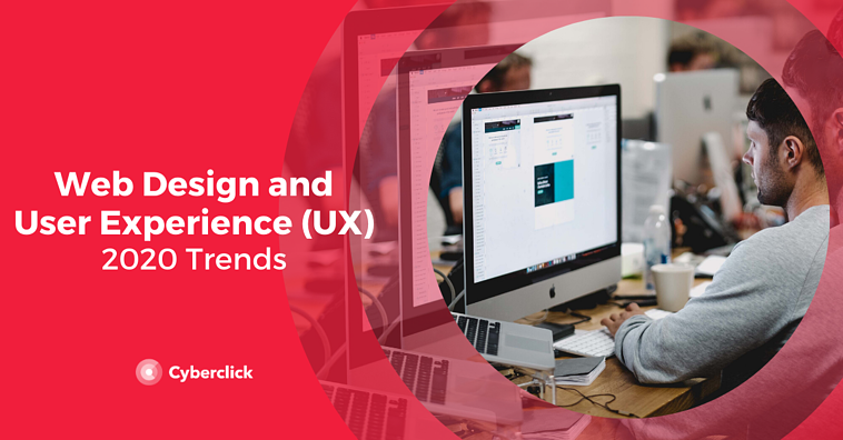 Web Design and User Experience Trends (UX) for 2020