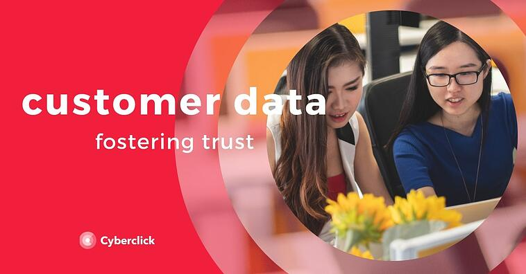 Personal or intrusive? 5 rules to foster trust with customer data.